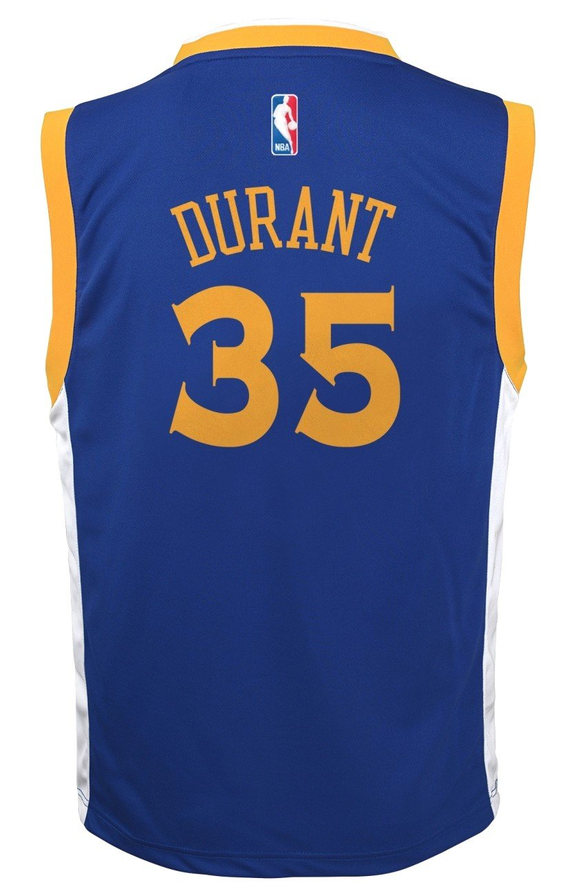 Amazon.com   Kevin Durant YOUTH Road Replica Jersey Size 8-20   Sports    Outdoors 902a34ee6