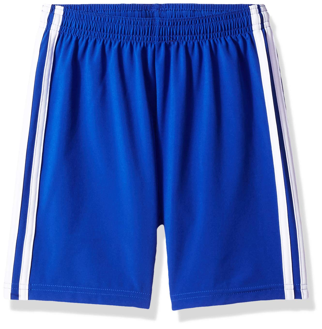 adidas Youth Condivo18 Youth Soccer Shorts, Bold Blue/White, XX-Small by adidas