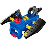 Fisher-Price Boys Imaginext DC Super Friends 2 In 1 Batwing