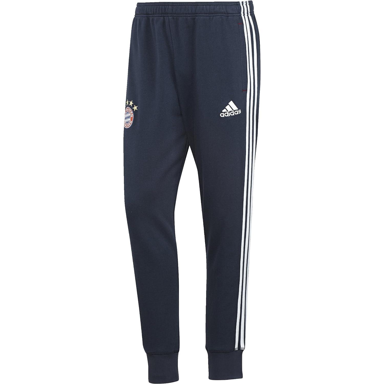 Adidas FCB Swt FC Bayern Monaco, Pantalone Uomo, Blu (Maruni/Bianco), XS BQ2429