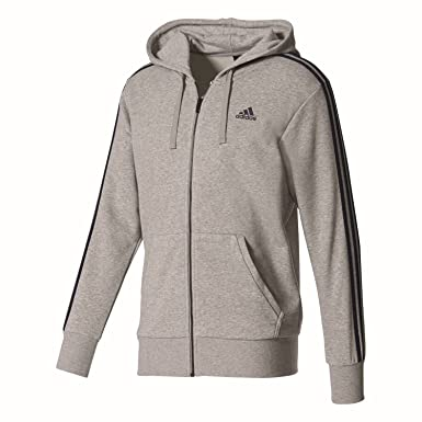 sold worldwide free delivery pretty cheap adidas Mens' Essentials 3-Stripes Hoodie