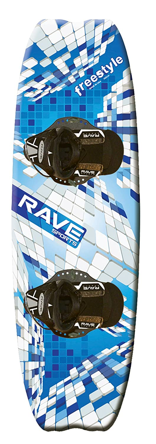 RAVE Sports 02392 Freestyle Wakeboard with Striker Boots PV1802676