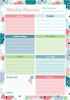 Collins A4 Weekly Deskpad
