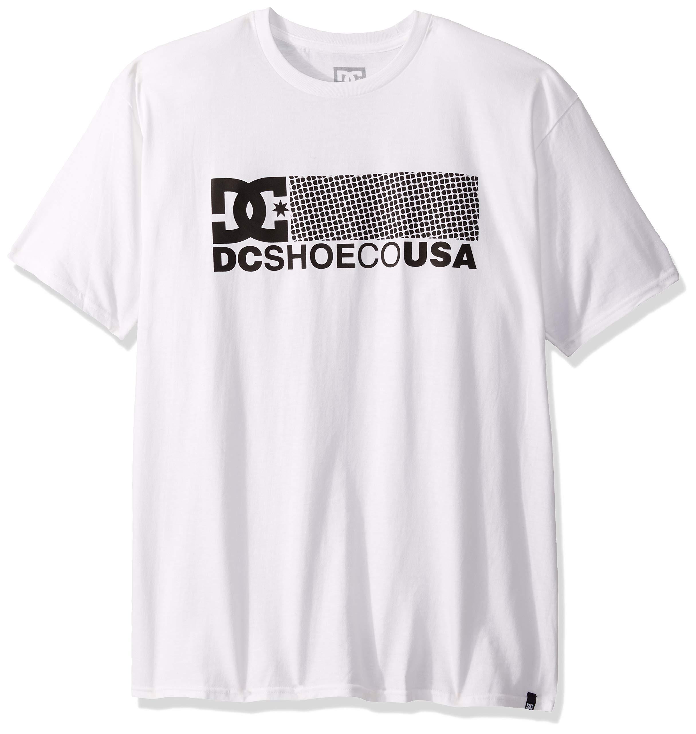 DC Men's Trestna Short Sleeve Tee