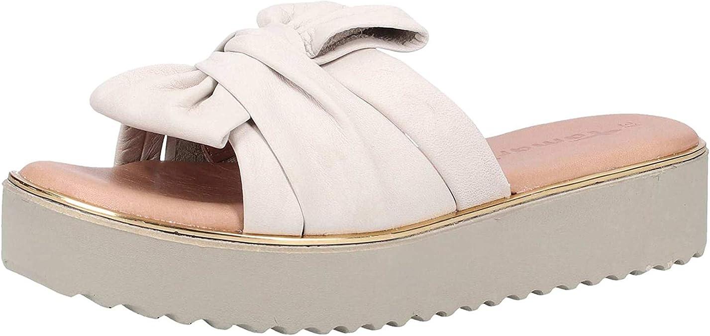 Tamaris Damen 1 1 27207 22 Pantoletten: : Schuhe