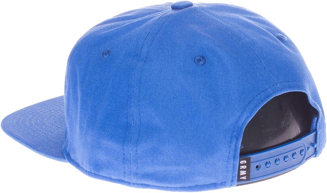 Grimey Gorra Natural Cap FW16 Blue