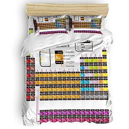 Amazon Com Elfantasy 4 Piece Duvet Cover Set Twill Plush Bedding