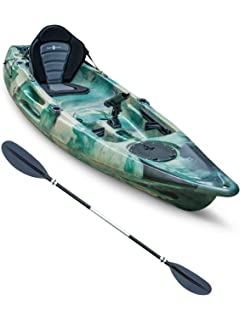7a2fe1ca3 Bluefin Tandem 2+1 Sit On Top Fishing Kayak| With Rod Holders ...