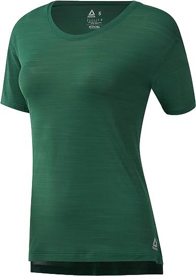 Reebok Wor AC tee Camiseta Mujer