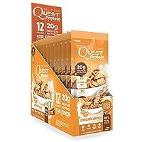 Deals on 24-Pack Quest Nutrition Protien Powder Satchels, Cinnamon Crunch