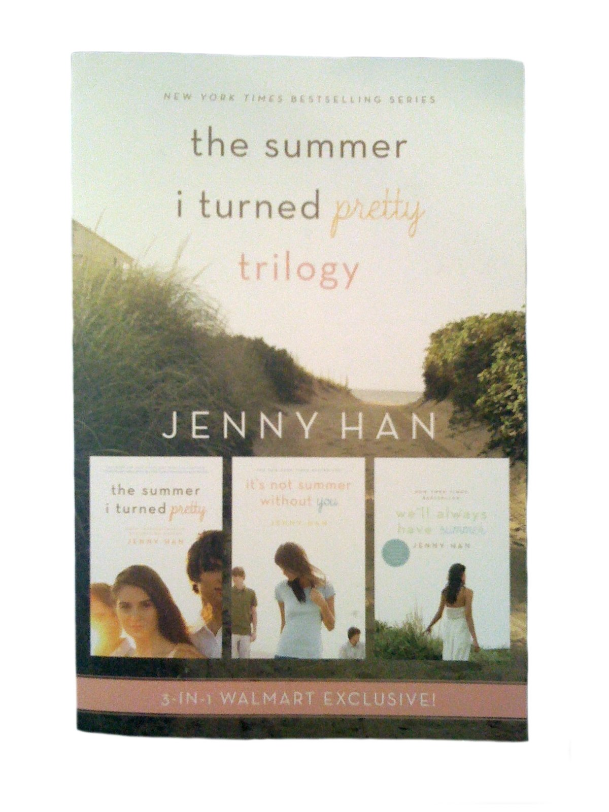 The Summer I Turned Pretty Trilogy Amazon Co Uk Jennyhan 9781442499713 Books