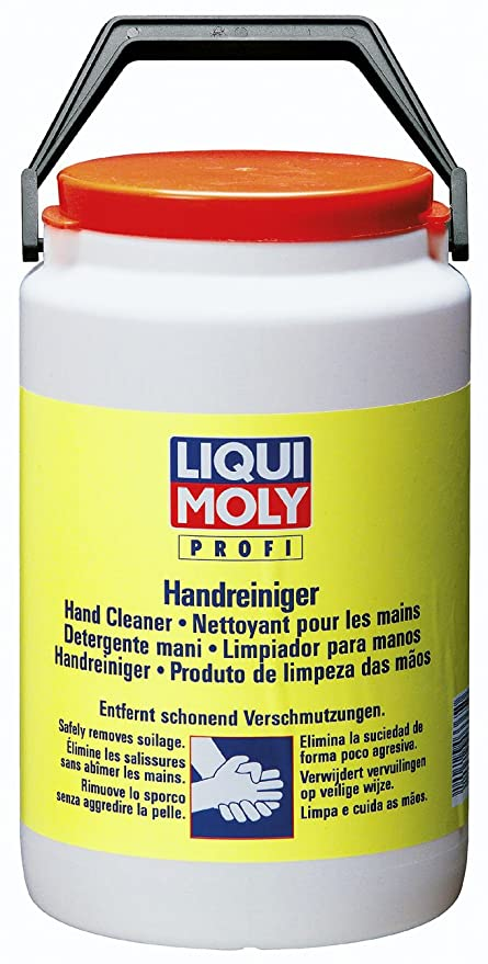 Liqui Moly 3365 Hand Cleaner 3 L Liquid: Amazon in: Car
