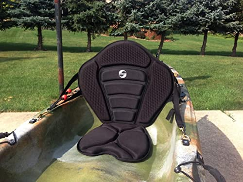 KERCO Angler-x Adjustable Sit on Top Kayak Seat