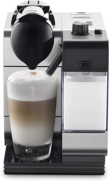 Nespresso-by-De'Longhi-EN520SL-Lattissima-Plus-Espresso-and-Cappuccino-Machine