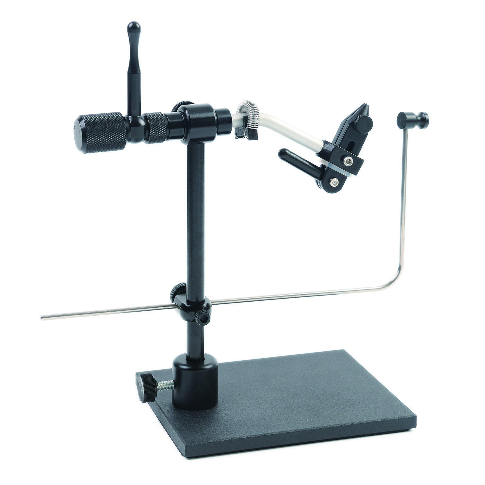 M MAXIMUMCATCH Maxcatch Rotary Fly Tying Vise Alloy Travel Vise with Base