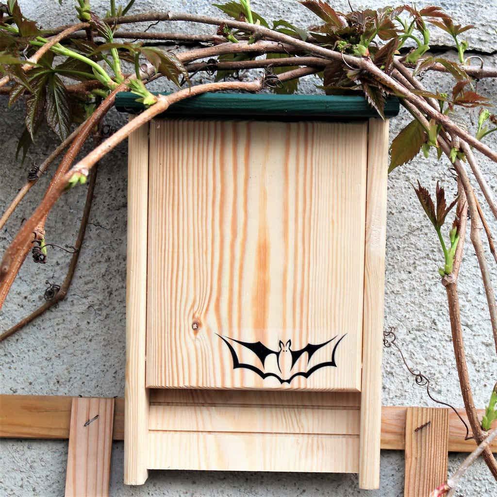 Casa-nido-per-pipistrelli-28x17x13-cm miniatura 5