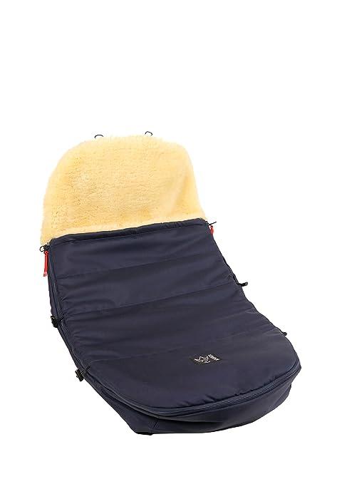 Kaiser - Saco de abrigo con forro fabricado en piel de cordero para todos los modelos