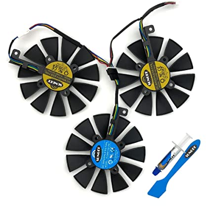 88MM PLD09210S12M and PLD09210S12HH Graphics Card for ASUS