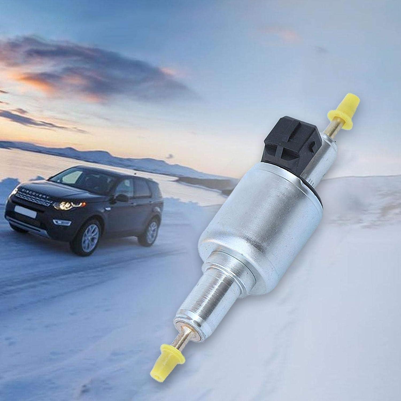 Nrkin Öl Kraftstoffpumpe Autoluftheizer Diesels Pumpe Heizimpuls Dieselpumpe Heizung Für 12v 24v 2kw 5kw Lufterhitzer Diesel Zubehör Küche Haushalt