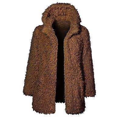 Manteau long cachemire femme