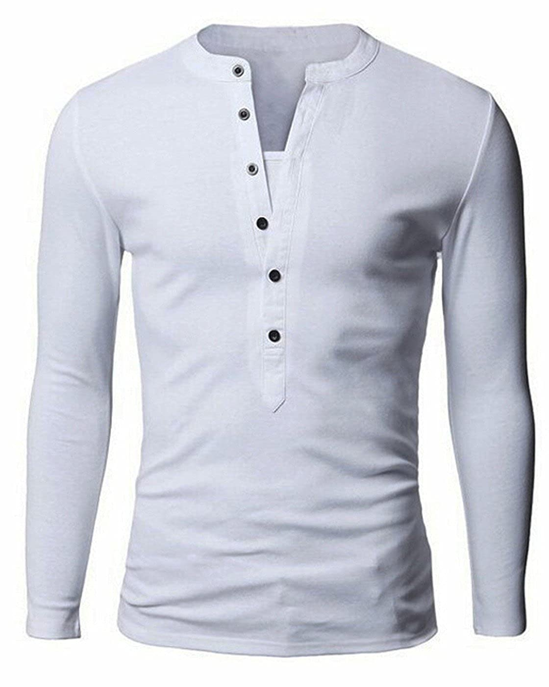 e1bcc513477 Top 10 wholesale Mens Slim Fit Henley - Chinabrands.com