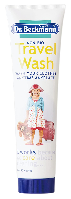 Detergente de viaje