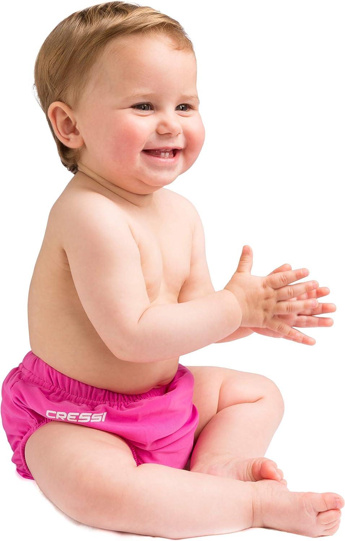 36-48 Mois Cressi Sub S.p.A Babaloo Diaper Nappy r/éutilisable pour la mer et la Piscine Mixte Enfant Lime 4T//5T