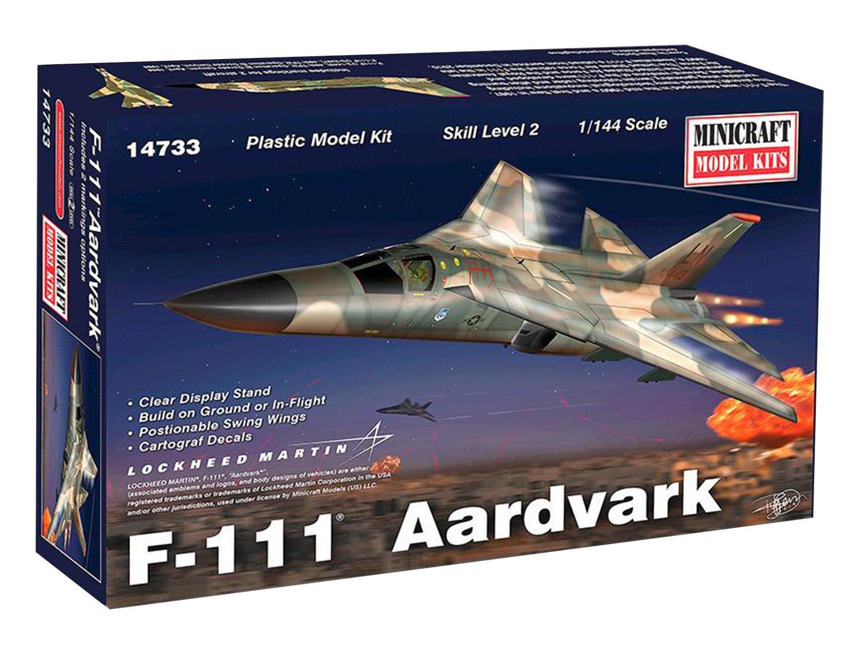 Minicraft F-111F Aardvark