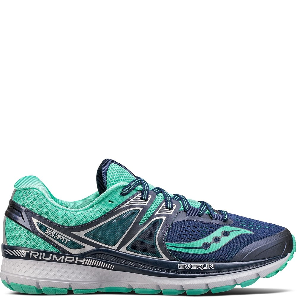 finest selection c030c 14dca Saucony Women's Triumph Iso 3 Running Sneaker