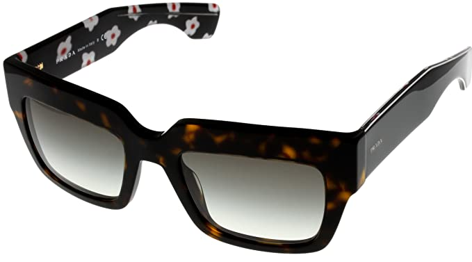 796bb38ec3d3 free shipping womens black prada sunglasses fd15b 2ddf3; get prada  sunglasses women havana pr28ps 2aua7 square f93b8 a4e96
