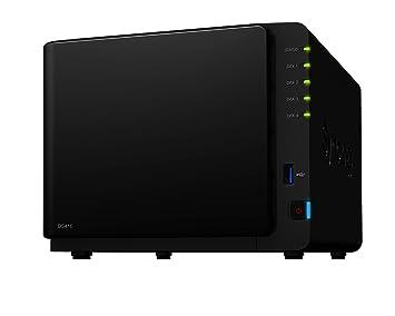 Synology DS416 4 Bay Desktop NAS Enclosure