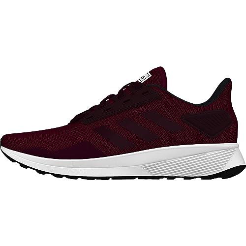 new styles 7eaa5 4920e adidas Duramo 9, Scarpe da Fitness Donna, Multicolore (RubmisGranatCarbon