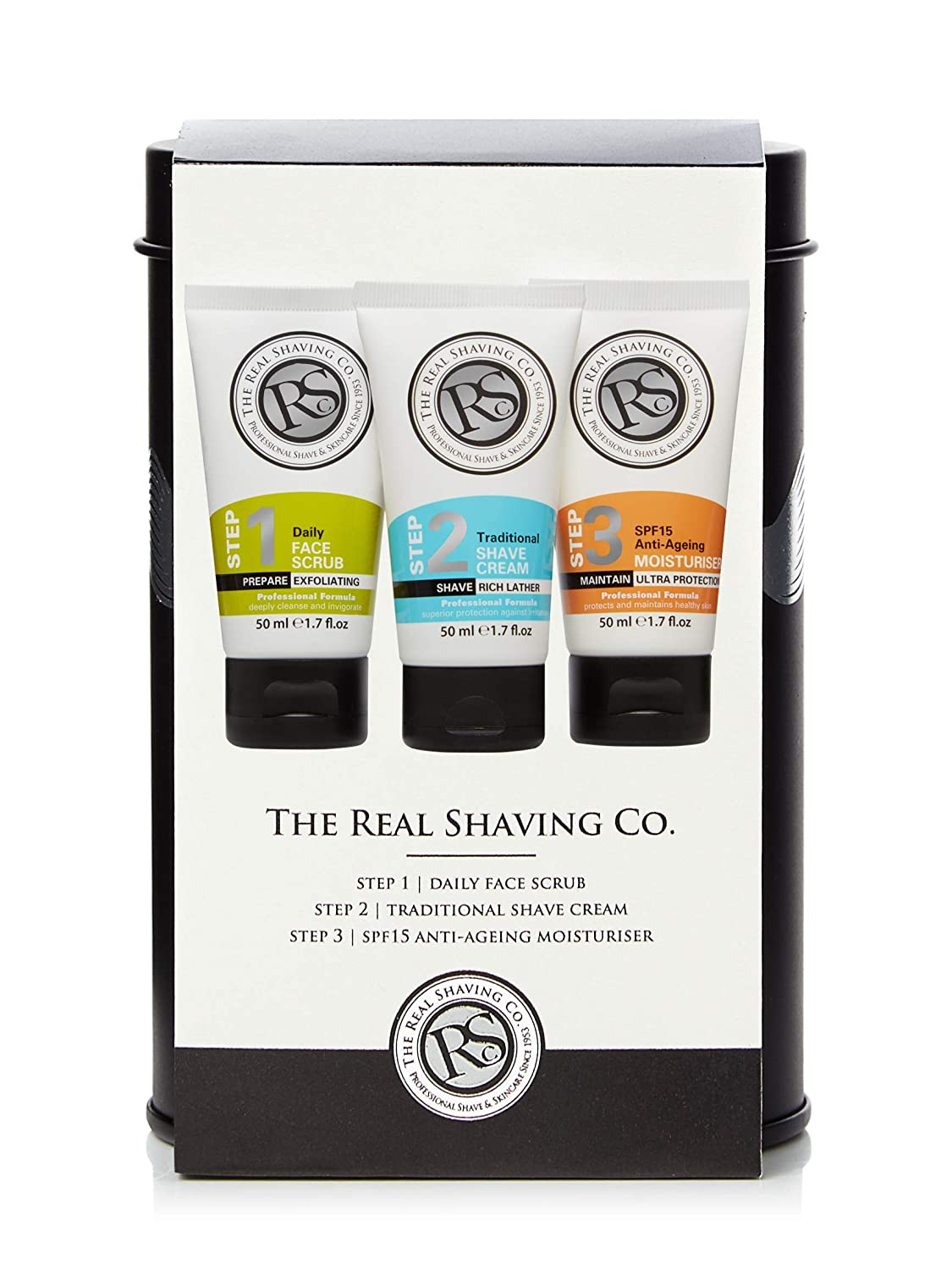 Real Shaving Company The Real Shaving Co. Save & Shave Swallowfield Plc 321106