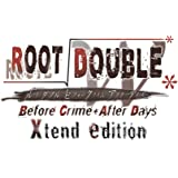 ルートダブル~Before Crime After Days~Xtend edition (通常版) - PS3