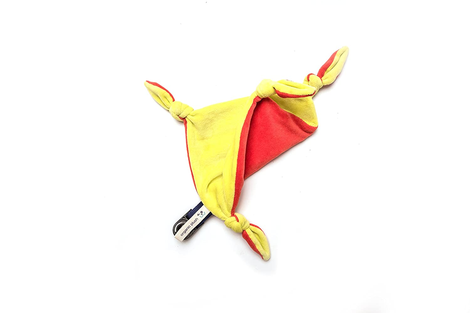 Noi for Dogs We Toys, Red /Yellow Binkie