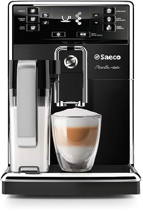 Saeco HD8927/37 - Cafetera (1,8 L, Negro): Amazon.es: Hogar