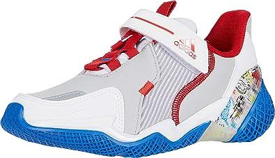 adidas Unisex-Child 4uture Runner Elastic Running Shoe