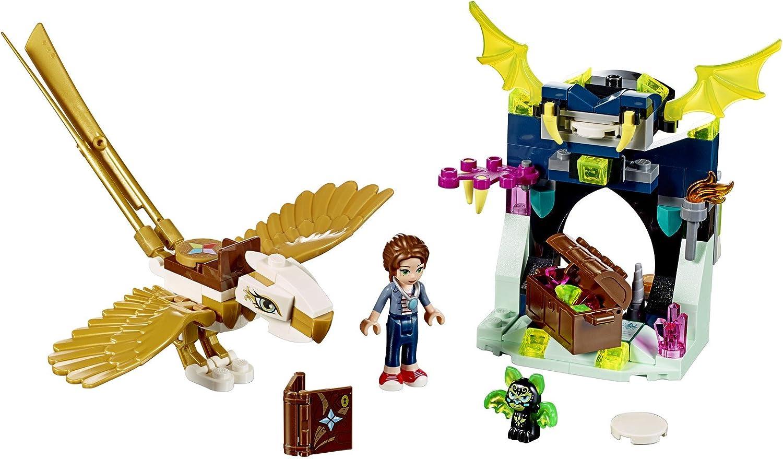 LEGO Elves - Emily Jones y la huida en el águila (41190): LEGO ...