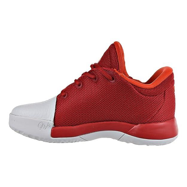 Amazon Com Adidas Harden Vol 1 Ps Scarlet White Ps Basketball