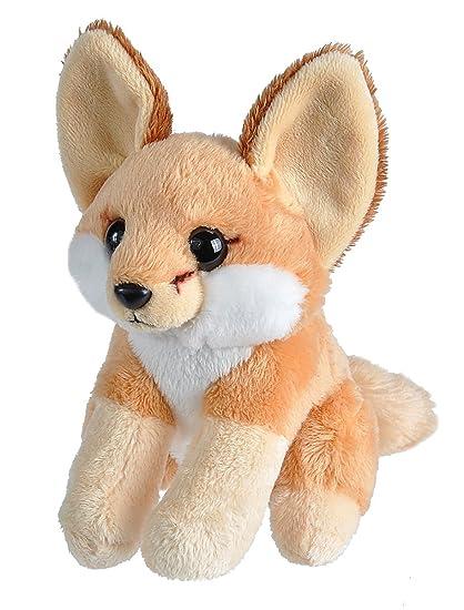Amazon Com Wild Republic Fennec Fox Plush Stuffed Animal Plush