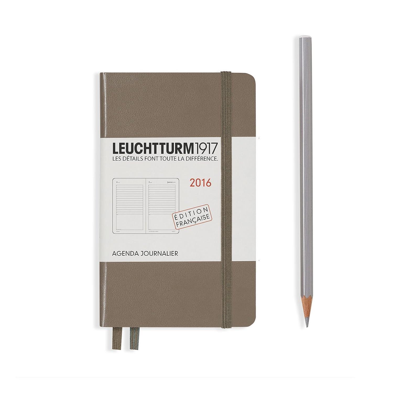 Leuchtturm1917 Diario - Agenda (Año 2016, A6, 352 páginas ...