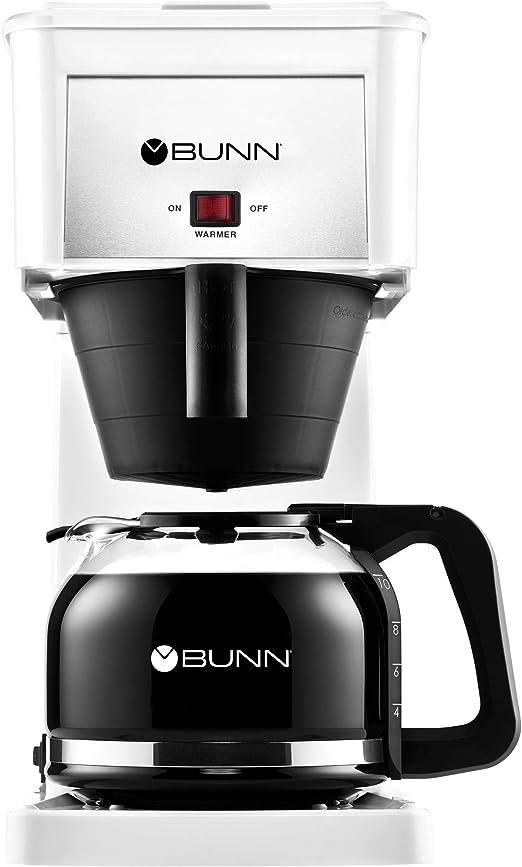 Amazon.com: Cafetera Bunn GRB. Cafetera de preparació ...