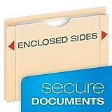 Pendaflex File Jackets, Letter