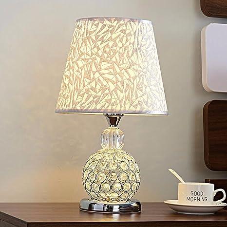 YU-K Lámpara de mesa creativa simple y elegante de la ...