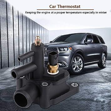 Termostato de refrigerante 1 PC de 4792630AA Termostato de enfriamiento del motor del autom/óvil para Dodge Stratus Chrysler Sebring 2.7L.