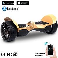 "EverCross 8,5"" Self Balance Scooter SUV App Elektro Scooter E-Skateboard Elektroroller Mit App Steuerung"