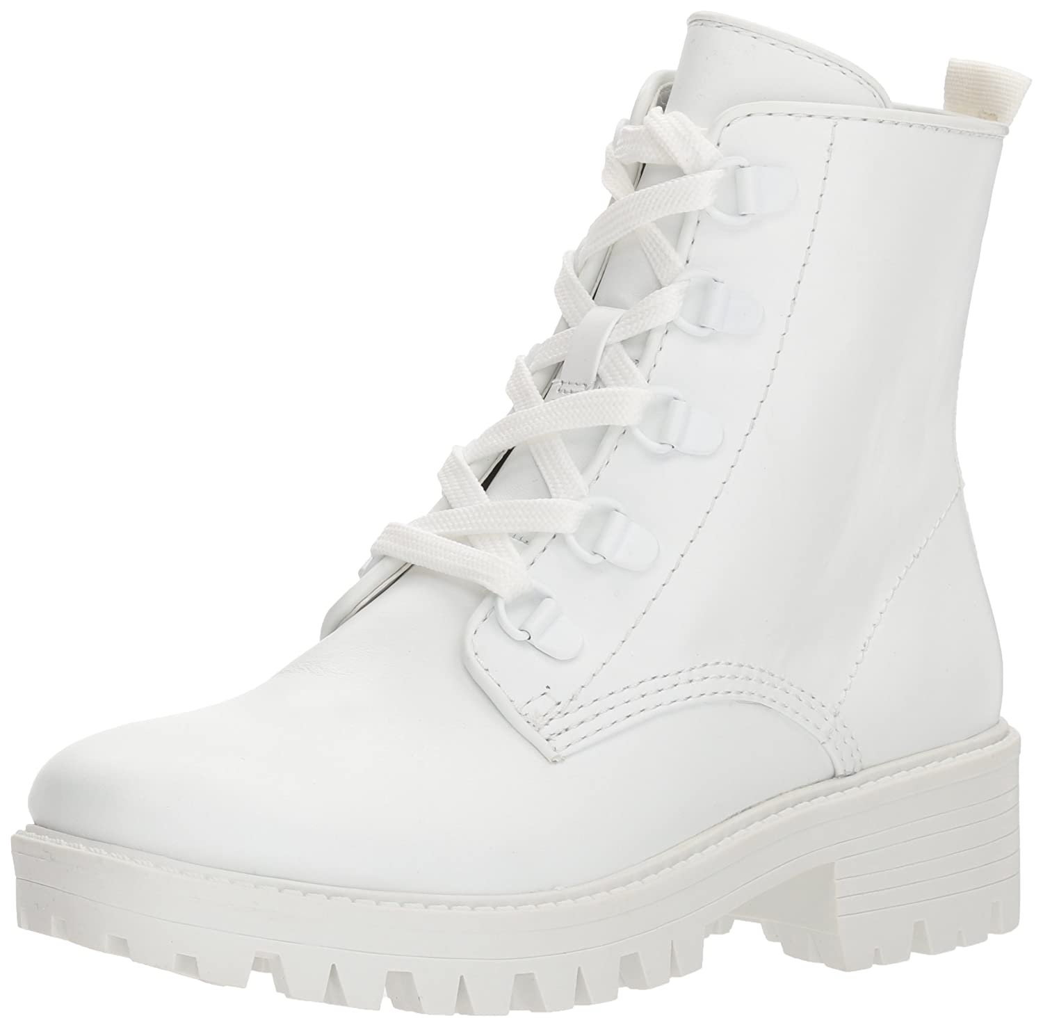 KENDALL + KYLIE Women's Epic Ankle Boot B078NGCP99 6 B(M) US|White