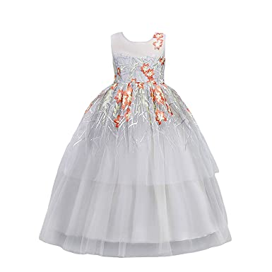 5d53677be0ab4 子供ドレス ロングドレス 女の子 ジュニア ピアノ 発表会 パーディー 演奏会 フォーマル 入園式 結婚
