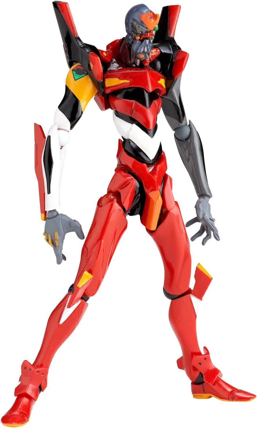 Union Creative Evangelion Evolution Action Figure Revoltech EV-011 ...