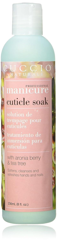 Cuccio Manicure Cuticle Soak, 8 Fluid Ounce 012443325602